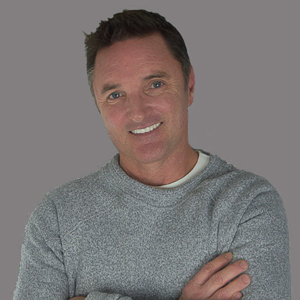 Comedian Tim Harrison